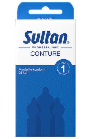 Sultan Conture 25 kpl/st - Kondomer 1