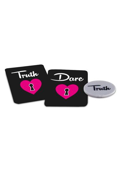 Tease & Please Truth or Dare Erotic Couple's Edition - Sexspel 3