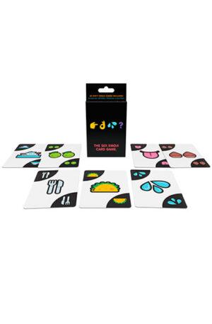 The Sex Emoji Card Game - Sexspel 1