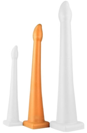 TheAssGasm Long Dildo Aspic 43 cm - Extra lång analdildo 1