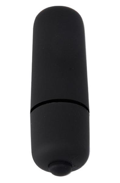 TOYZ4LOVERS Mini Bullet Classics Black - Bulletvibrator 1