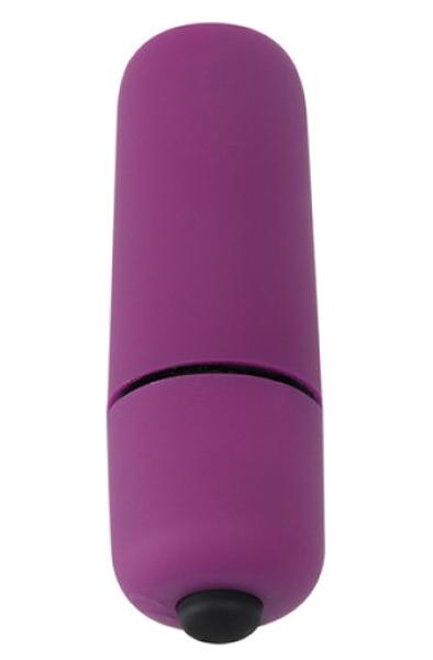 TOYZ4LOVERS Mini Bullet Classics Purple - Bulletvibrator 1