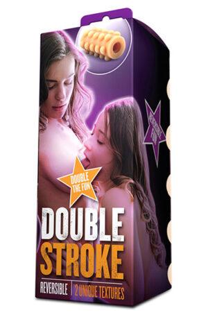 X5 Men Double Stroke Beige - Stroker 1