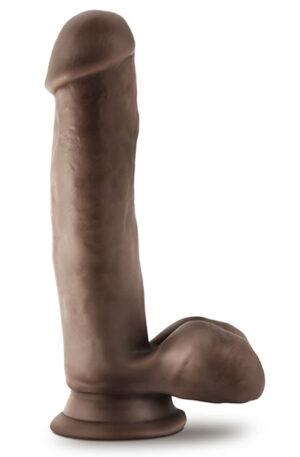 XX Europa Chocolate 17 cm - Dildo 1