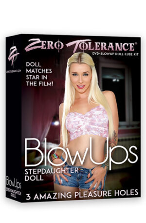 Zero Tolerance Blowups Stepdaughter Doll - Uppblåsbar Sexdocka 1